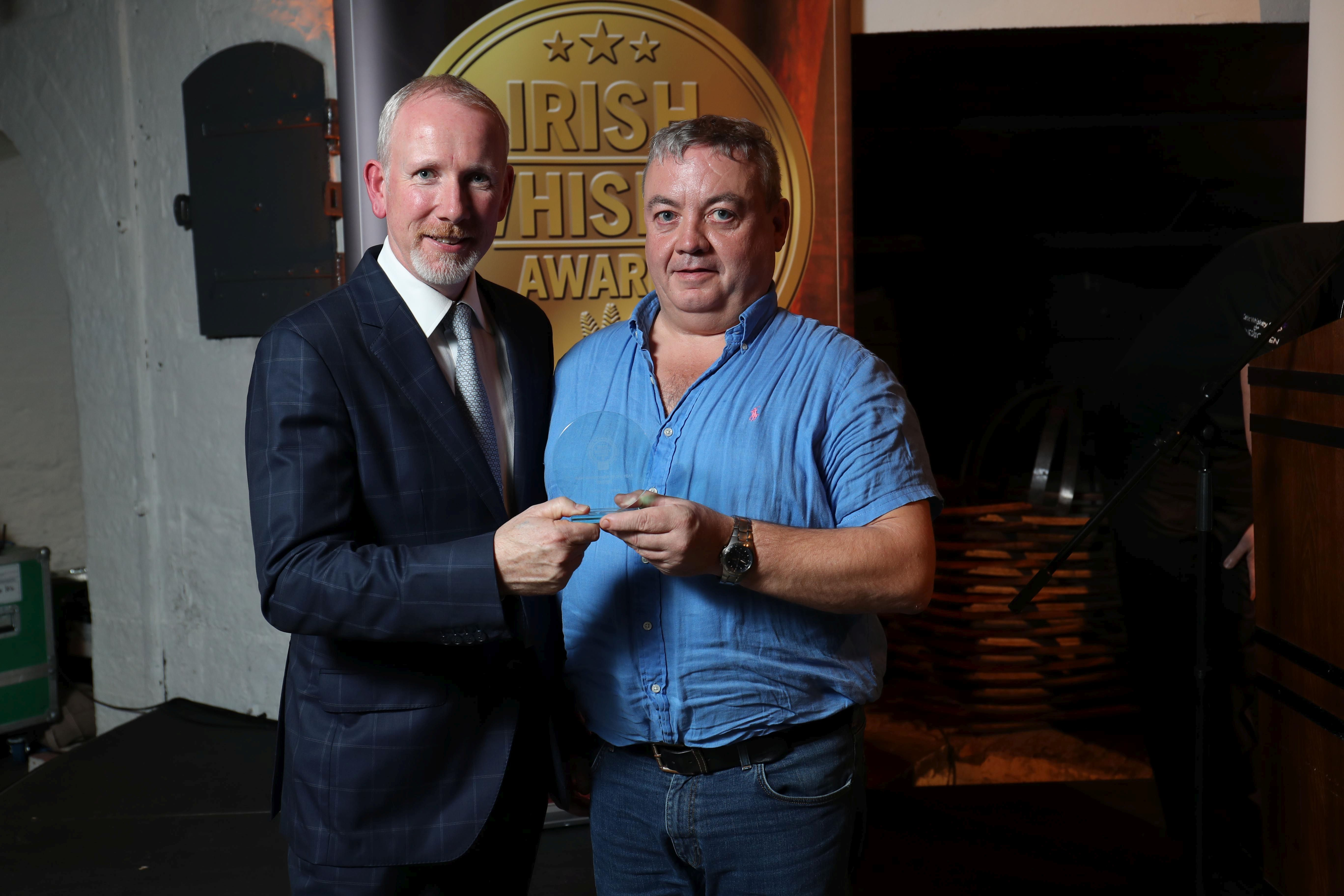 Gold Medal Winner of Best Irish Whiskey Bar (Ulster)