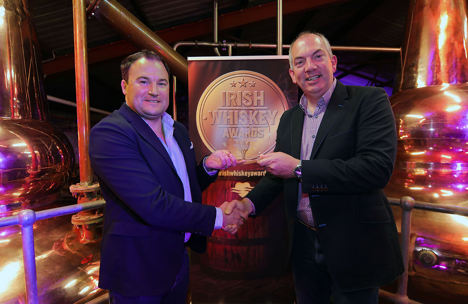 Winner of Best Irish Blended Whiskey Over €60 2019