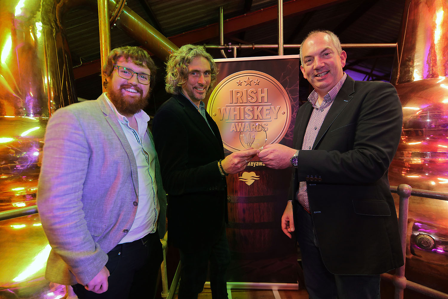 Gold Medal Winner of Best Irish Blended Whiskey Under €60 2019