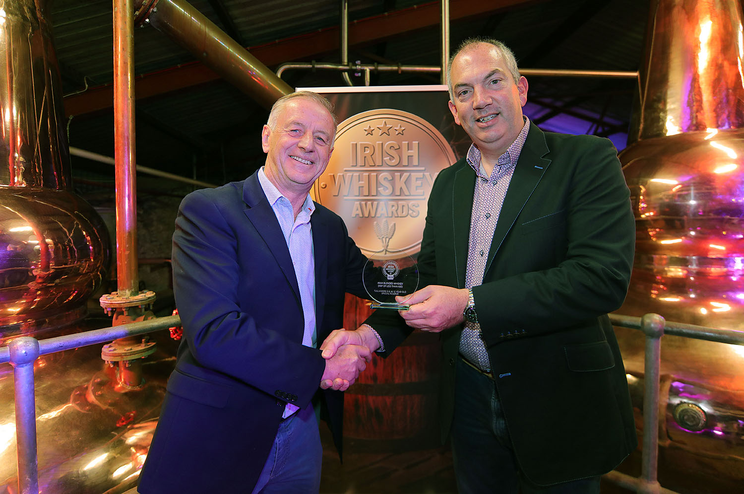 2nd Gold Medal Winner of Best Irish Blended Whiskey Under €60 2019