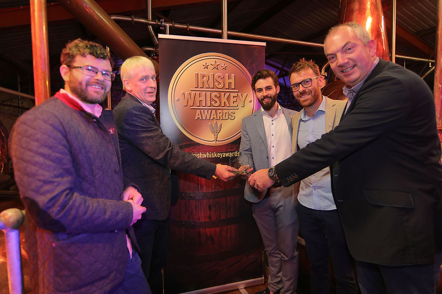 Gold Medal Winner of Best Irish Gin 2019