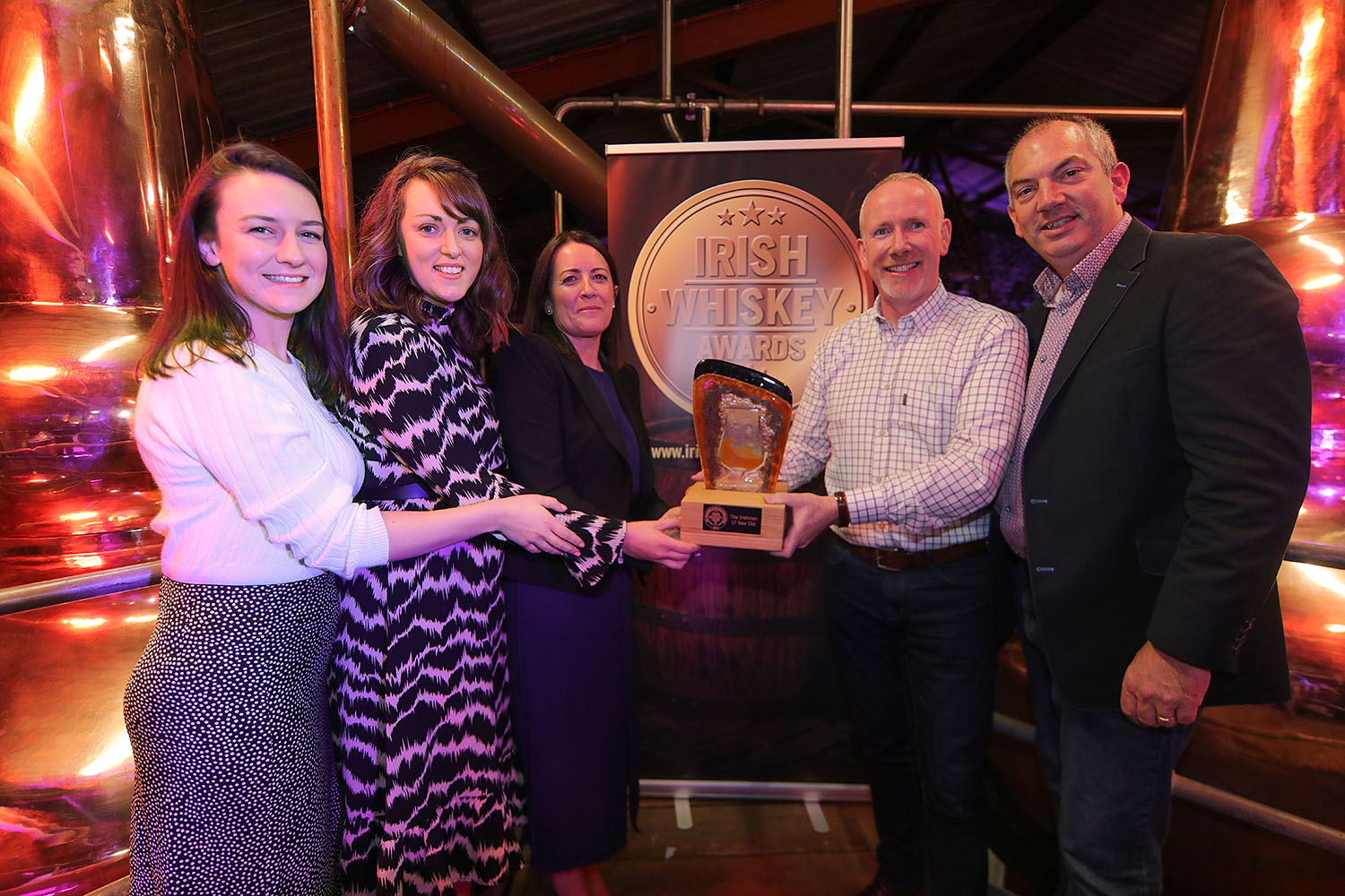 Irish Whiskey of the Year Winner