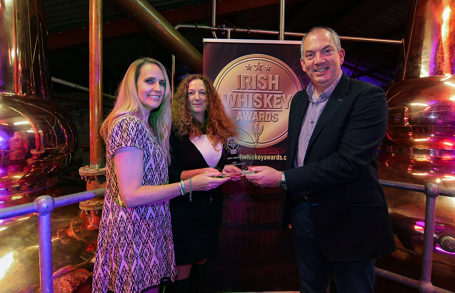 Winner of Best Irish Liqueur 2019