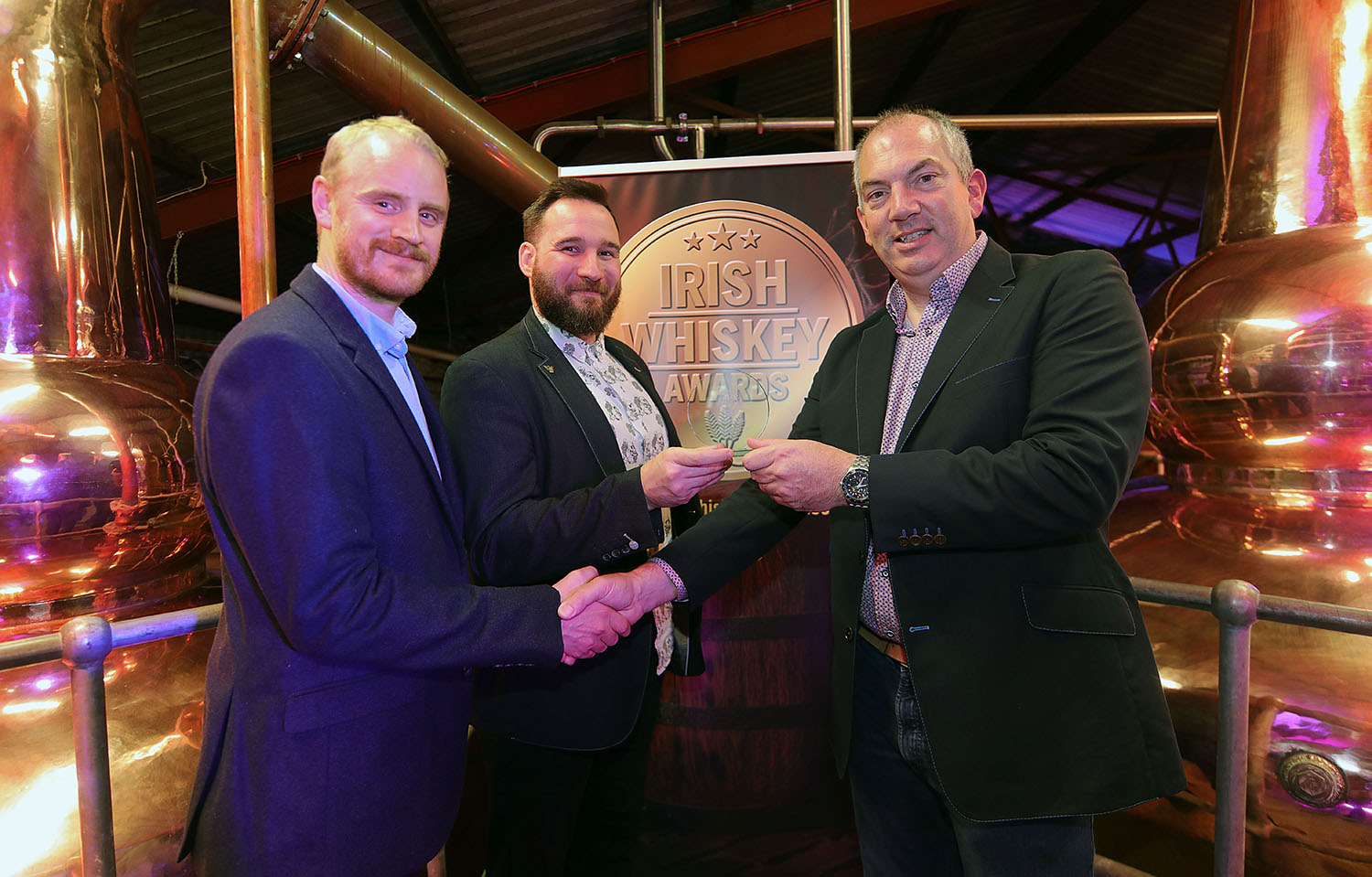 2nd Gold Medal Winner of Best New Irish Whiskey 2019