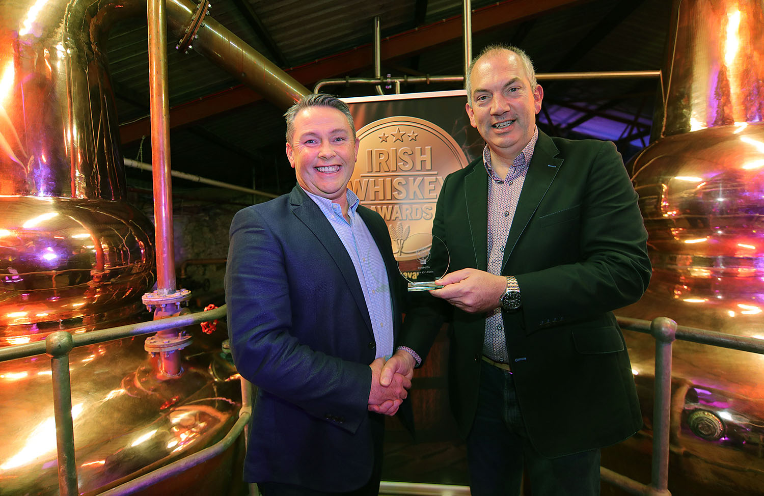 Gold Medal Winner of Best Irish Poitin 2019
