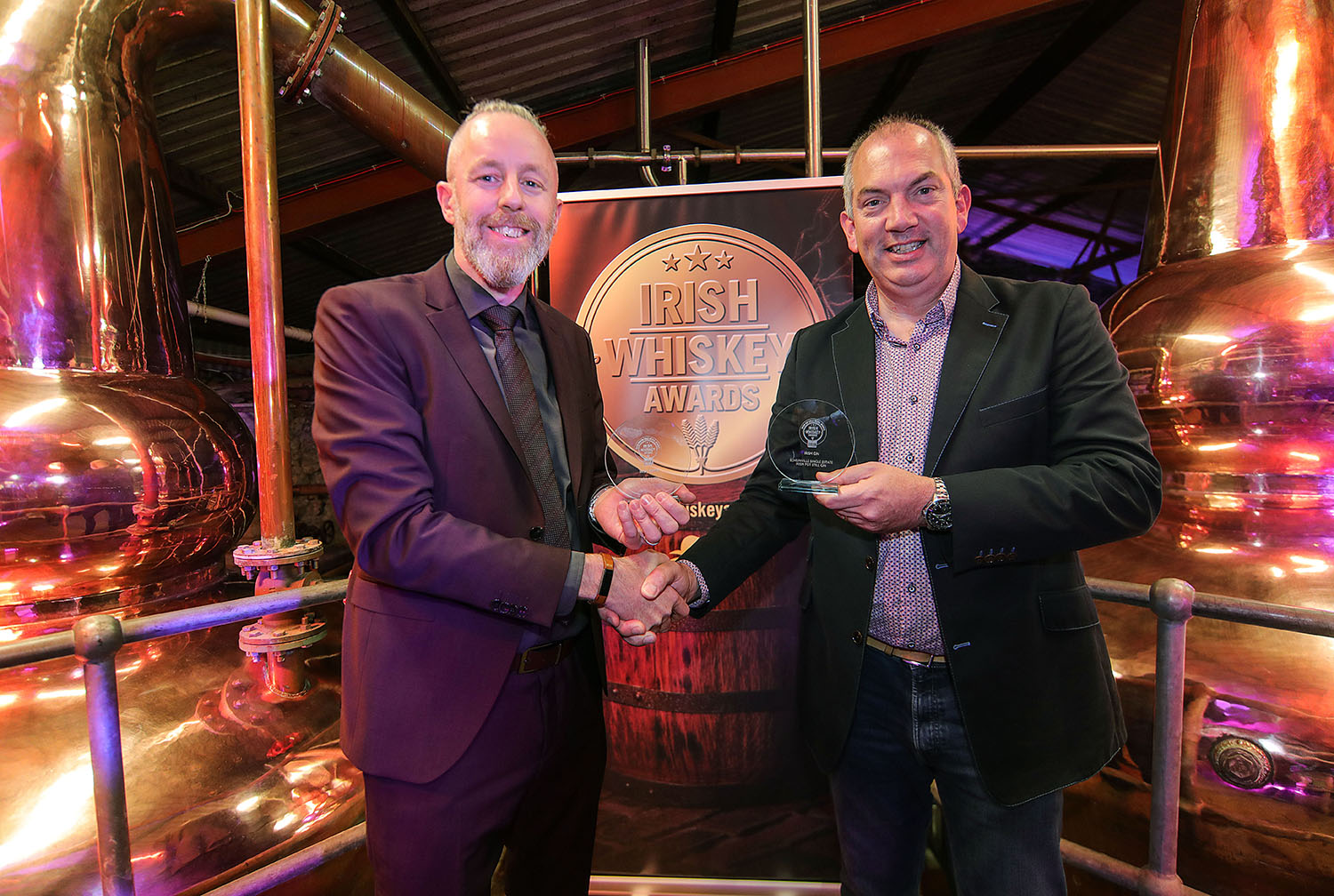 2nd Gold Medal Winner of Best Irish Poitin 2019