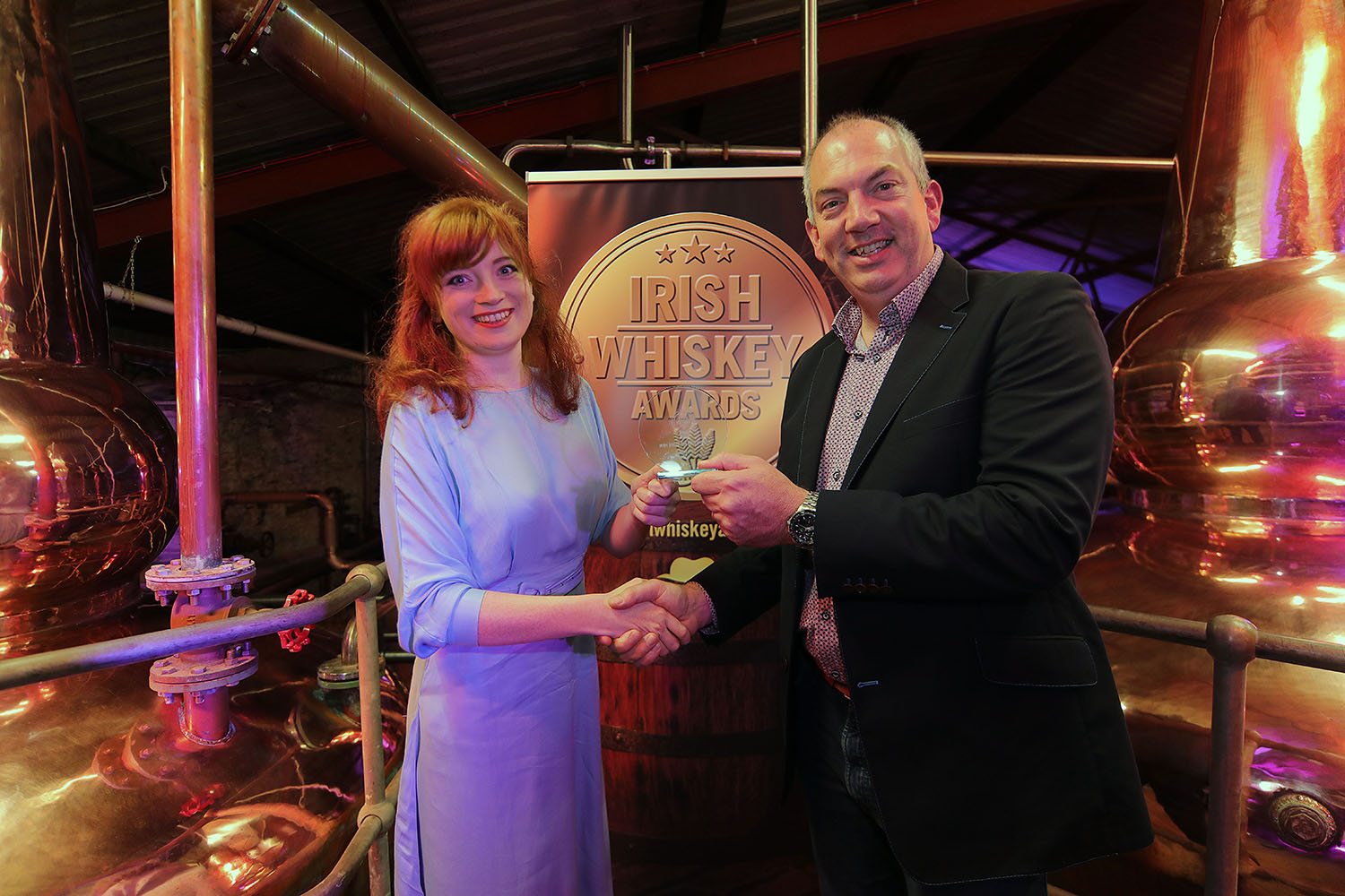 Gold Medal Winner of Best Irish Single Pot Still 2019