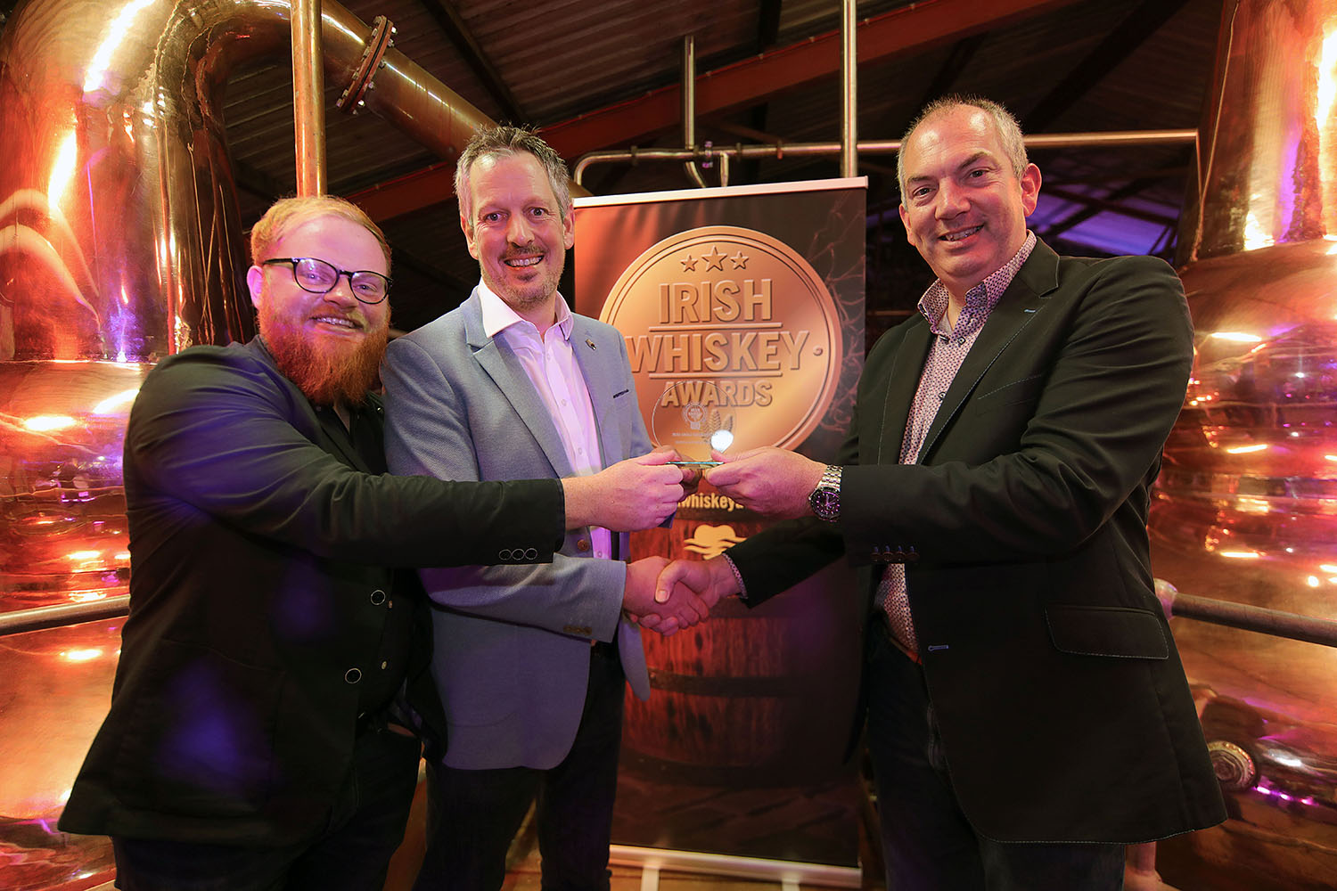 2nd Gold Medal Winner of Best Irish Single Grain 2019