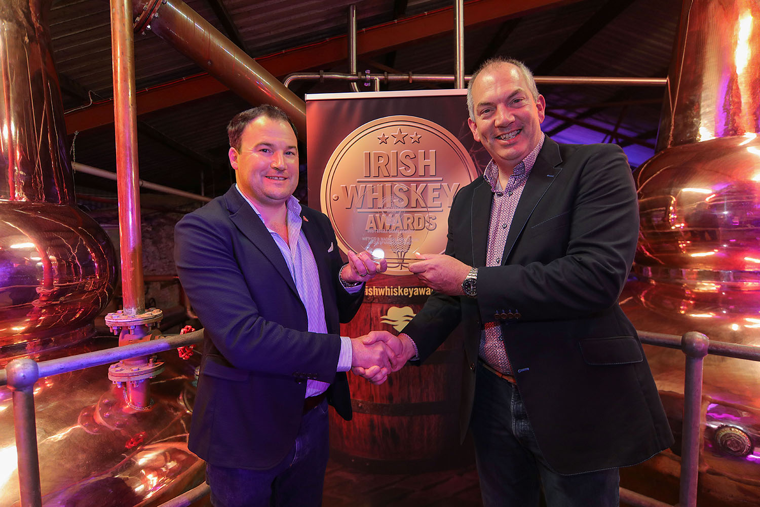 Winner of Best Irish Single Grain 2019
