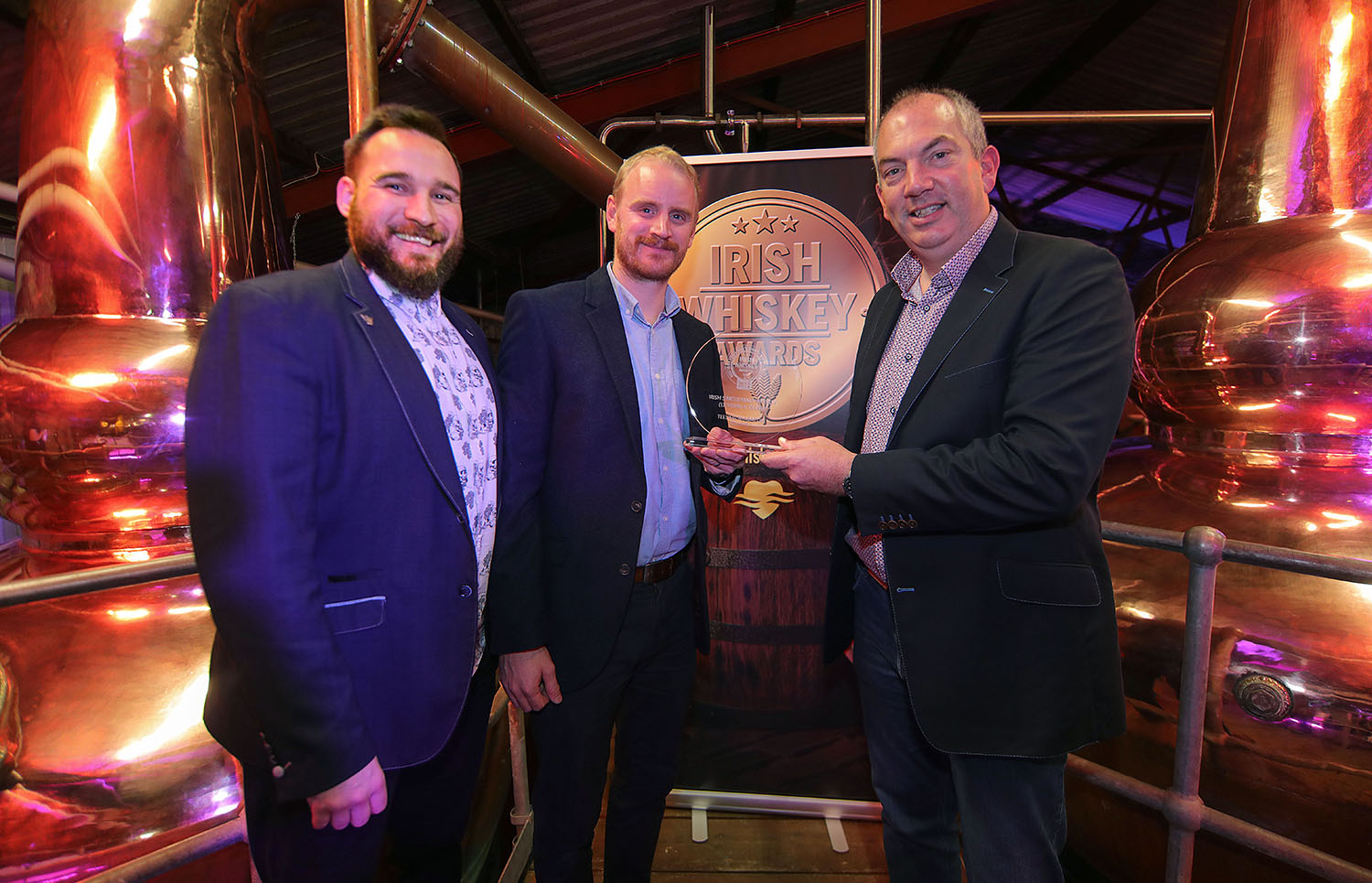 Winner of Best Irish Single Malt 13 Years & Older 2019