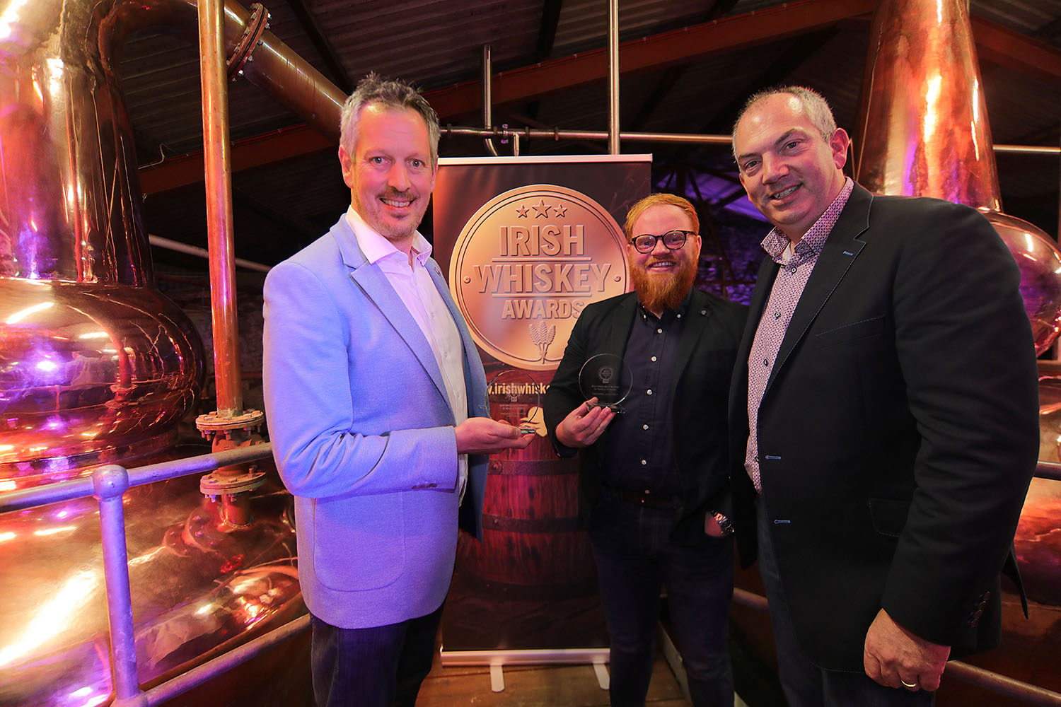 Gold Medal Winner of Best Irish Single Malt 12 Years & Younger 2019