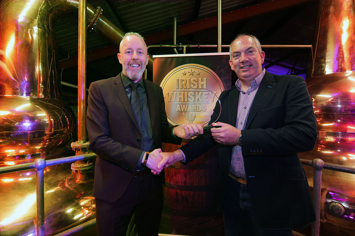 Winner of Best Irish Single Malt 12 Years & Younger 2019
