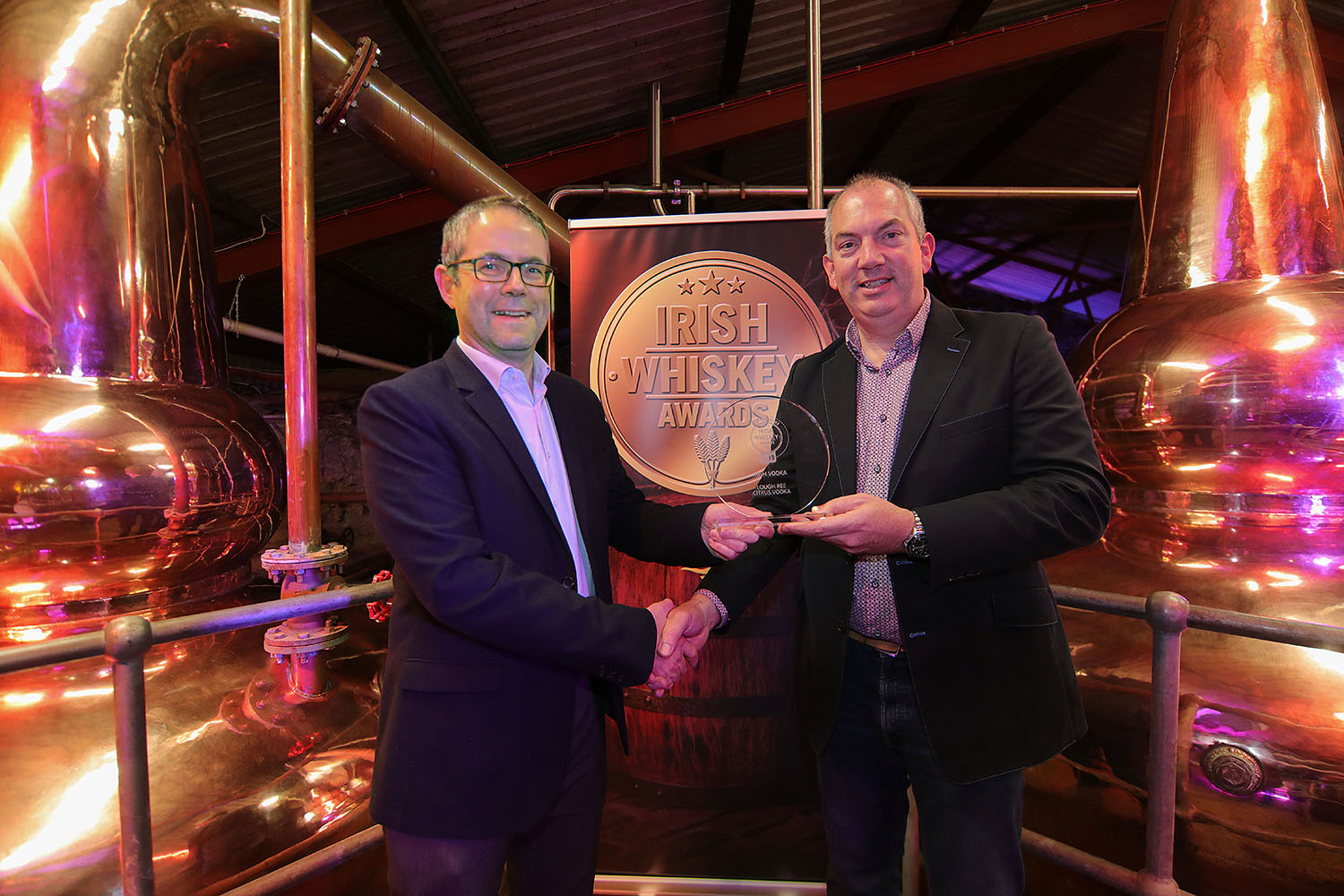 Winner of Best Irish Vodka 2019