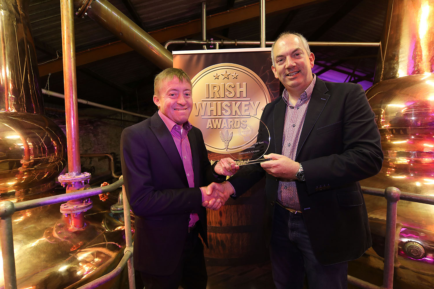 Winner of Best Irish Whiskey Bar (Connacht) 2019