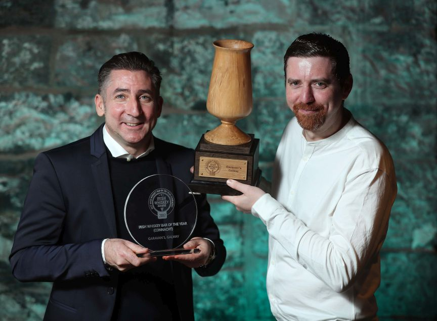 Garavan's win Irish Whiskey Bar of the Year