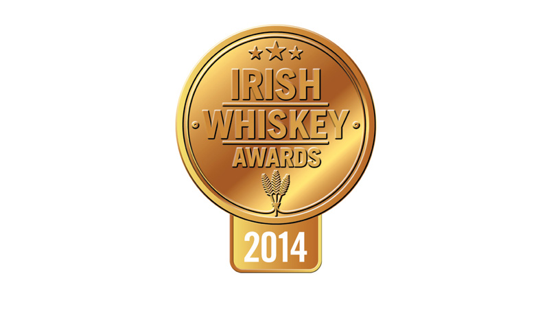 Irish Whiskey Award Logo